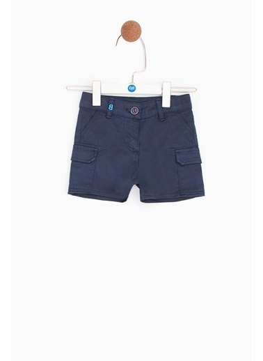 BG Baby Şort Mavi